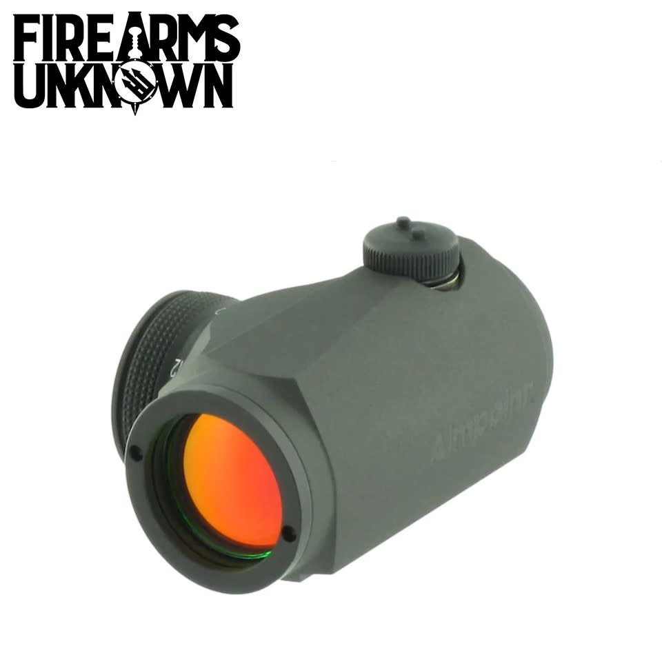 Aimpoint Micro T-1 4MOA Red Dot