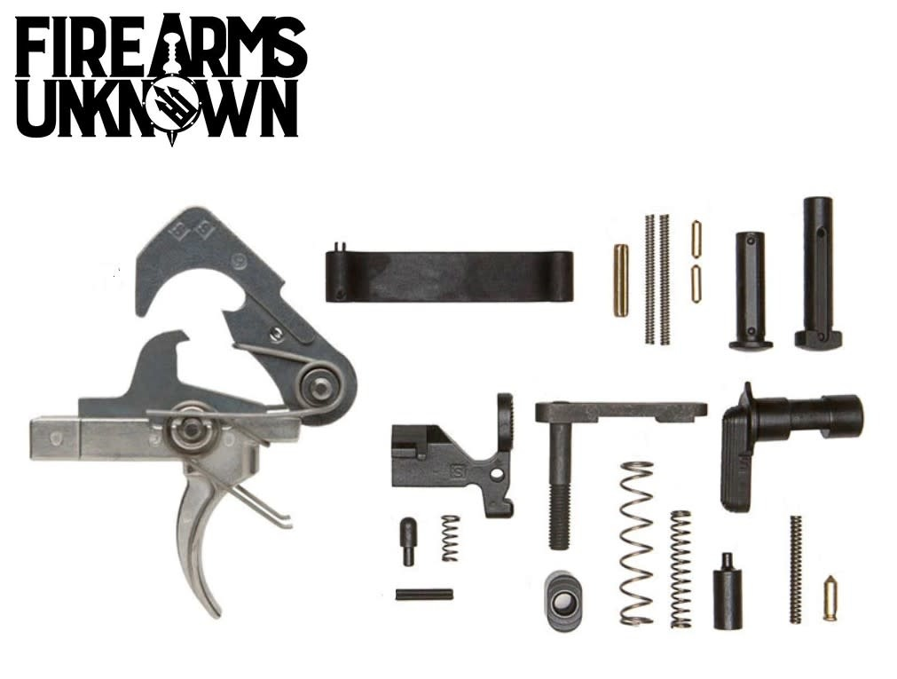 ALG ACT Lower Parts Kit AR15