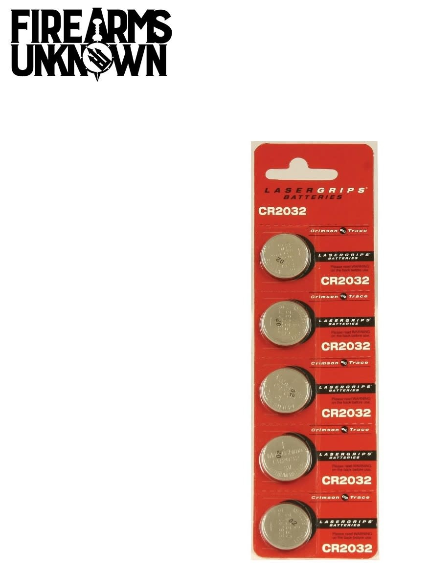 CTC CR2032 Battery 5 Pack