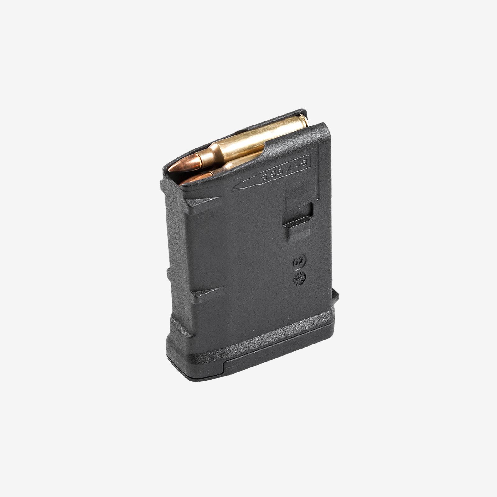 Magpul PMAG Gen M3 AR-15 Magazine .223/5.56 10 Rounds Polymer Black MAG559-BLK