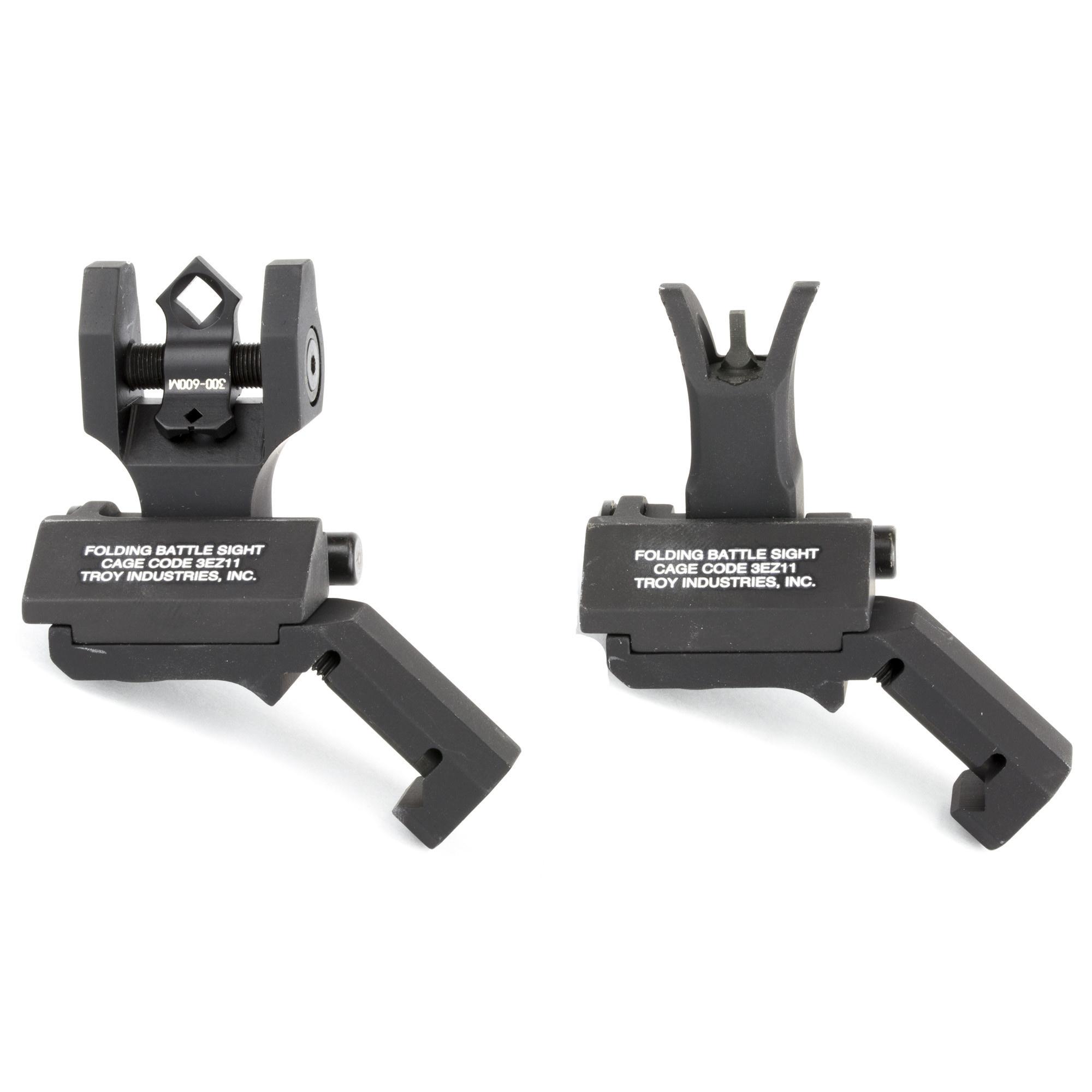 Troy Folding Offset Sights M4/Di-Optic