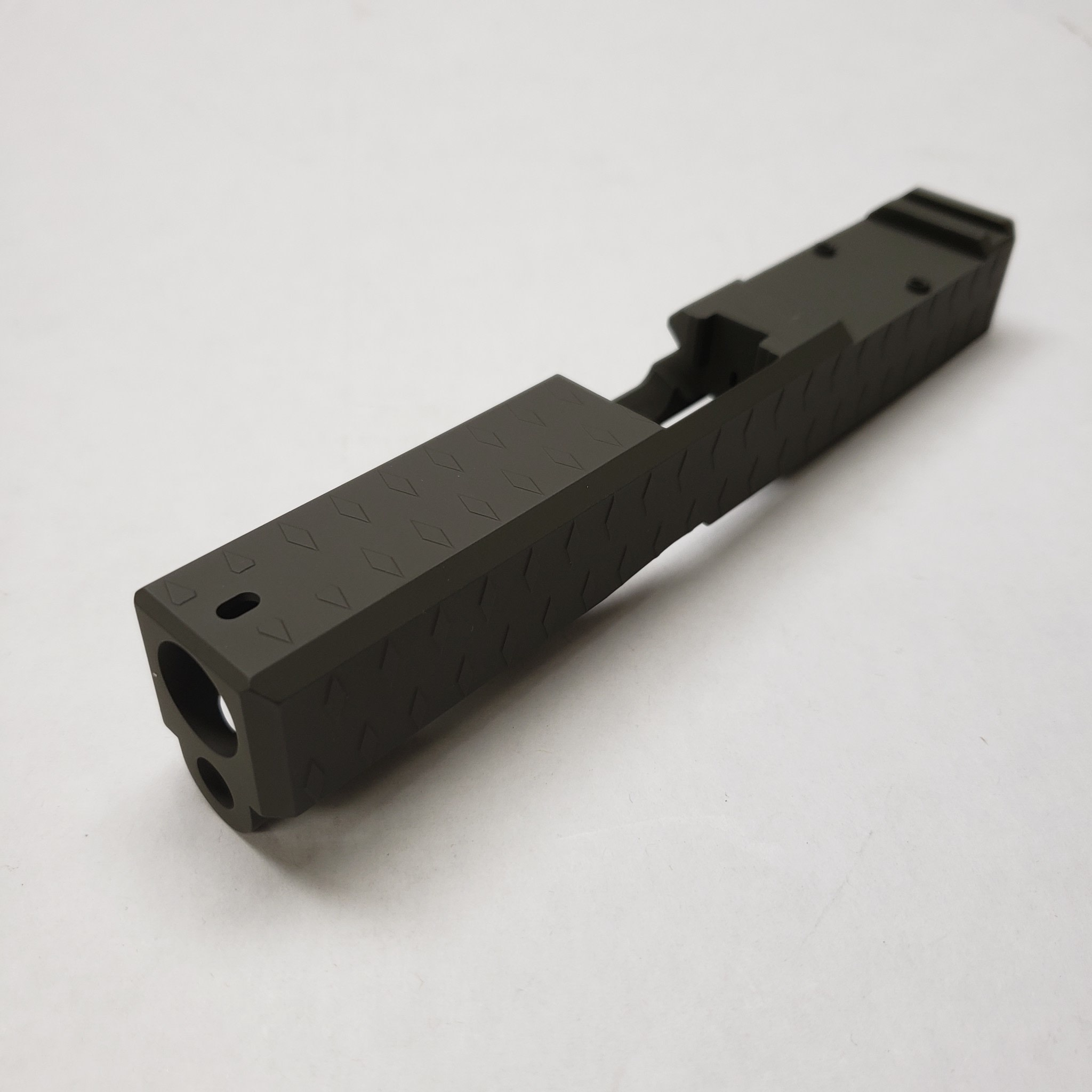 FU Glock Slide T3 Stripped G23 40 S&W