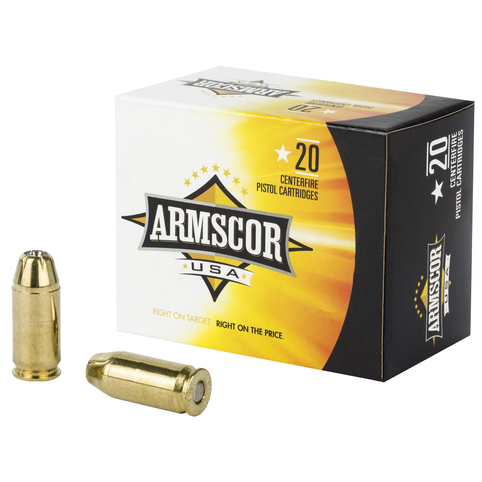Armscor 45ACP 230GR JHP 20 Box
