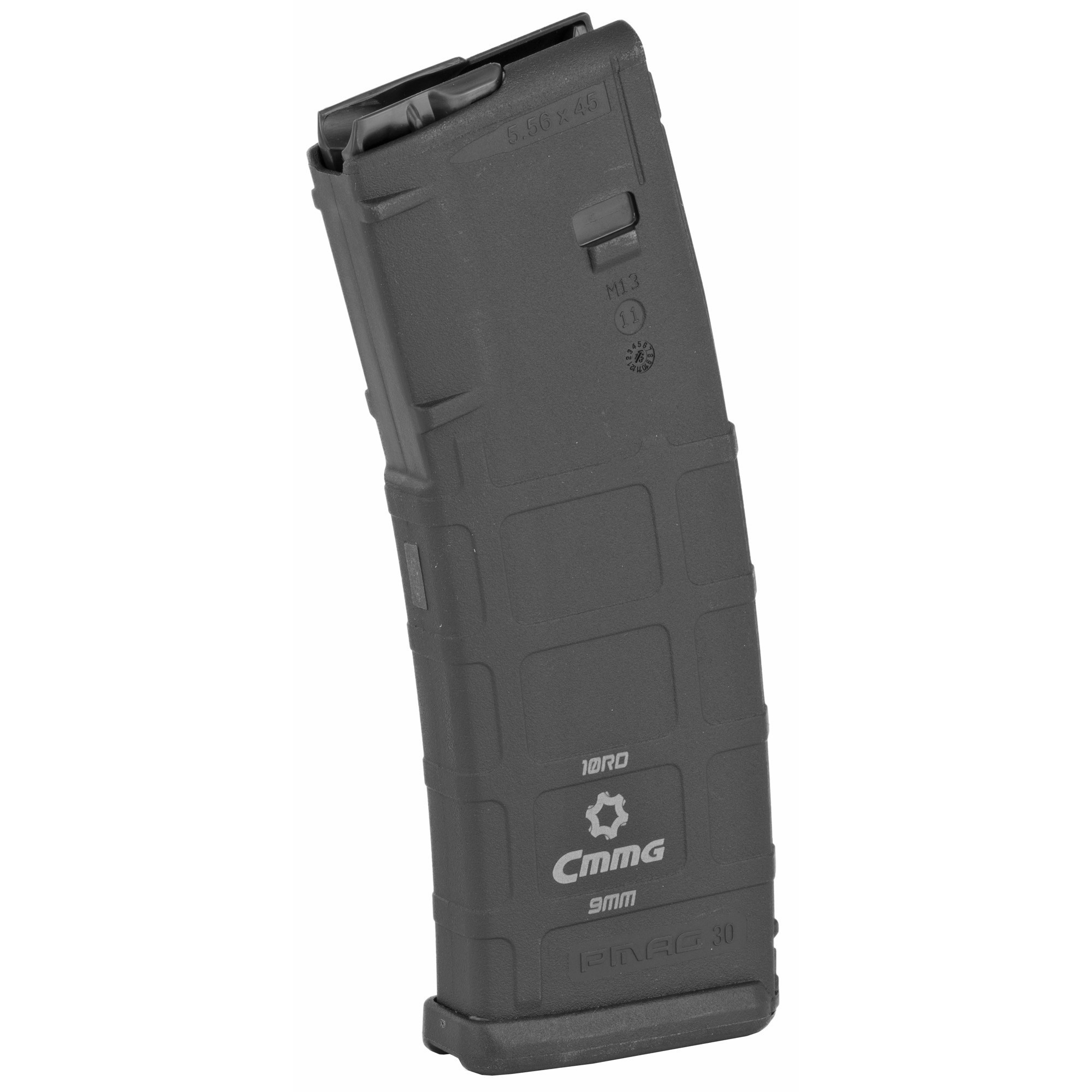 CMMG Magazine ARC  9mm AR15 Conversion 9MM 10Rd Black