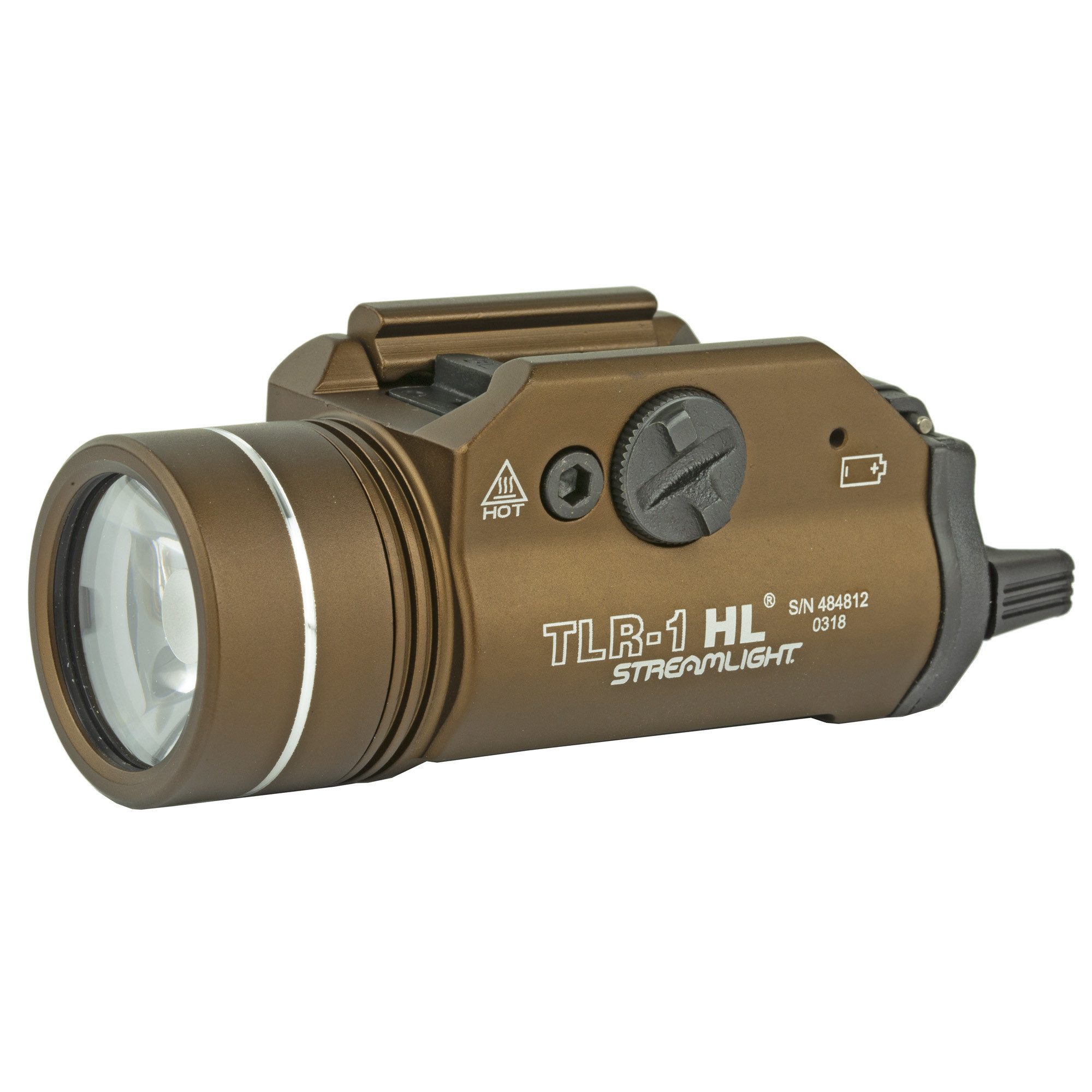 STRMLGHT TLR-1-HL FDE BROWN