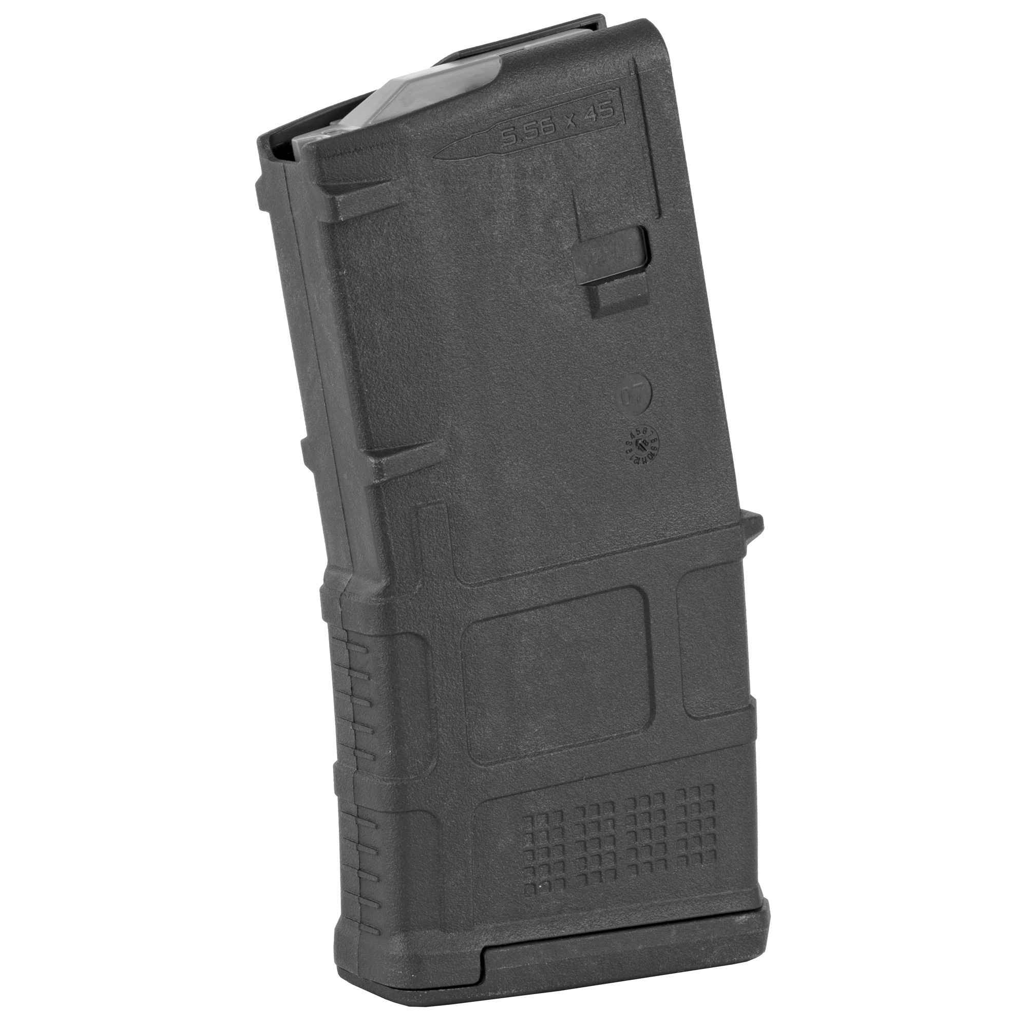 Magpul Gen M3 PMAG AR-15 Magazine .223/5.56 NATO 20 Rounds Polymer Black MAG560-BLK