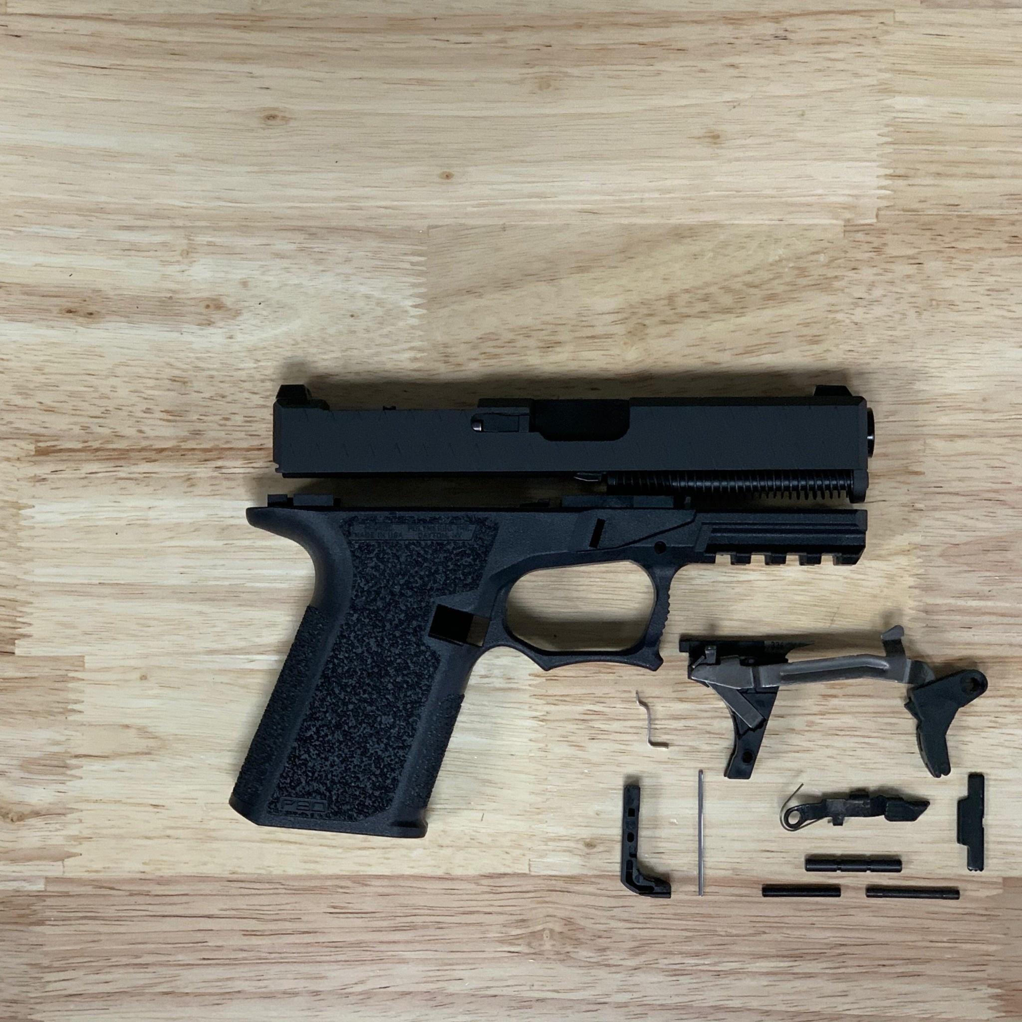 G23 FU-T3-BLK-02 w/ RMR Full Build Kit