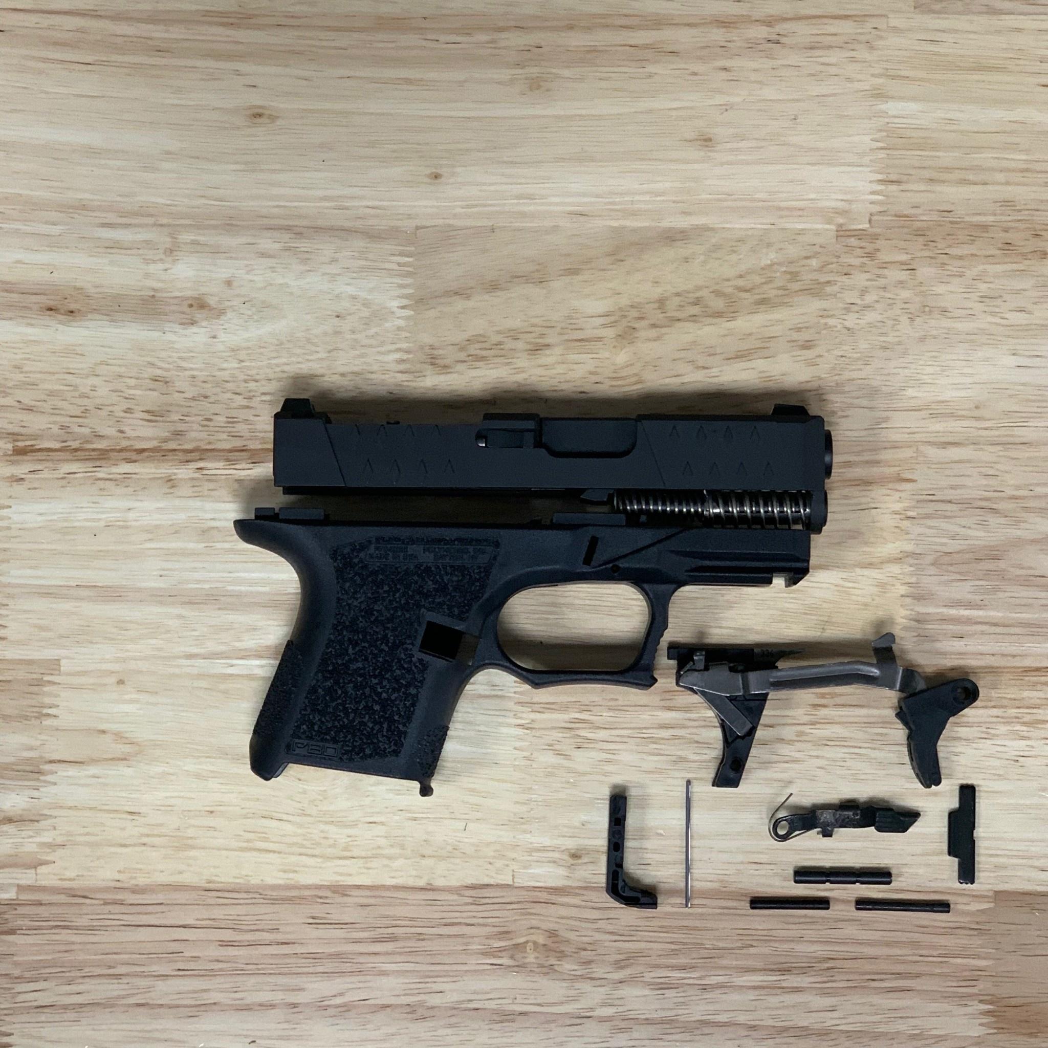 G26 FU-T1-BLK-02 w/ RMR Full Build Kit