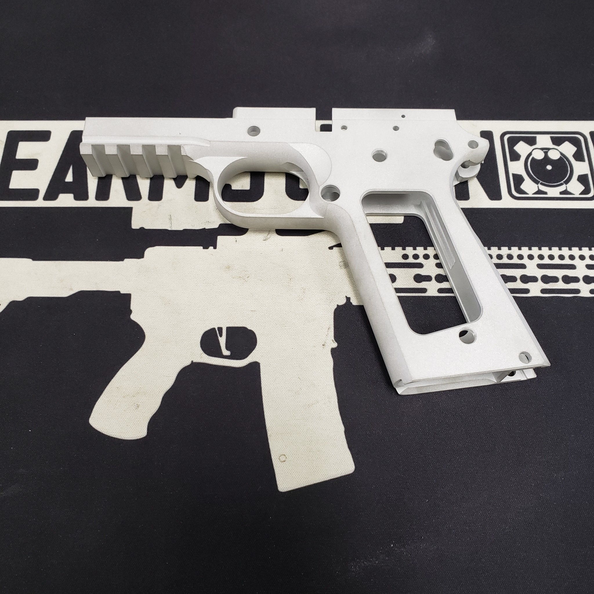 House 1911 Aluminum Lower Tactical