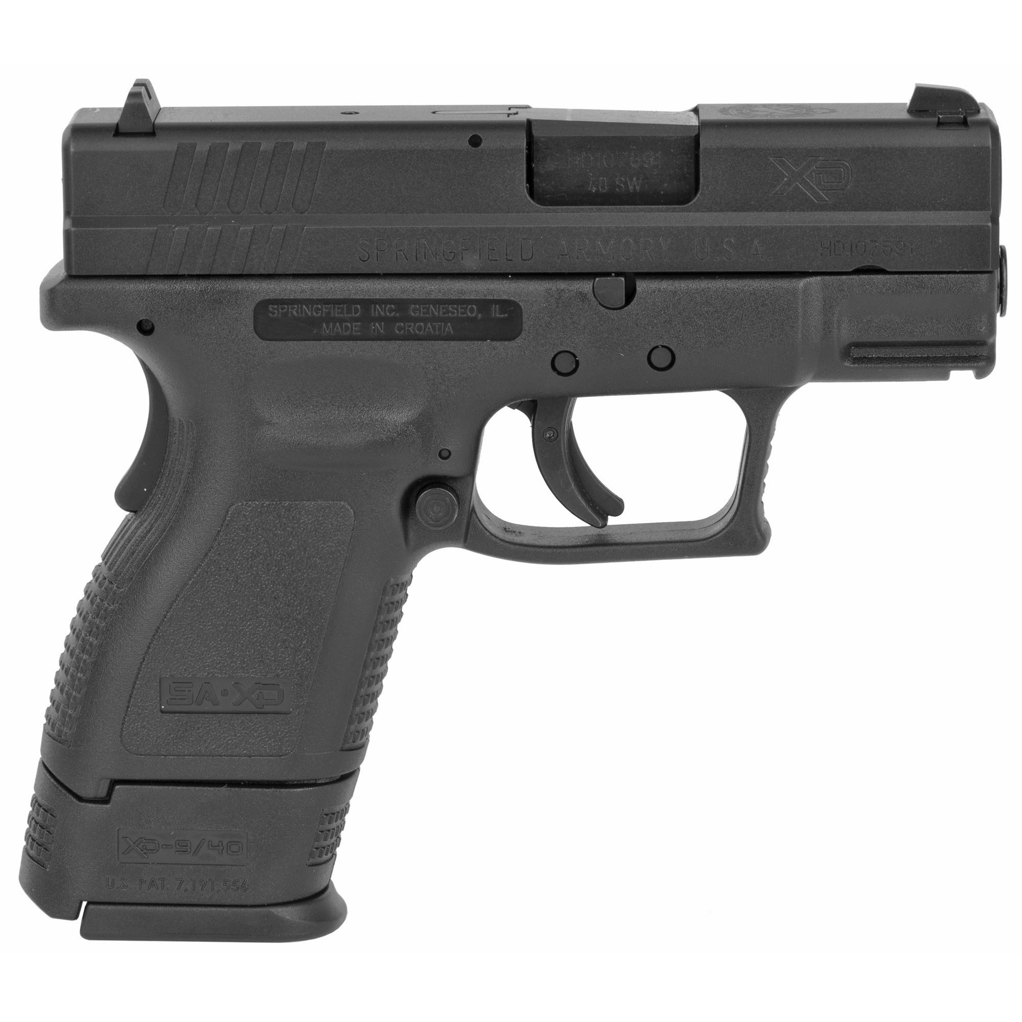 Springfield Armory XD40 Pistol 40S&W