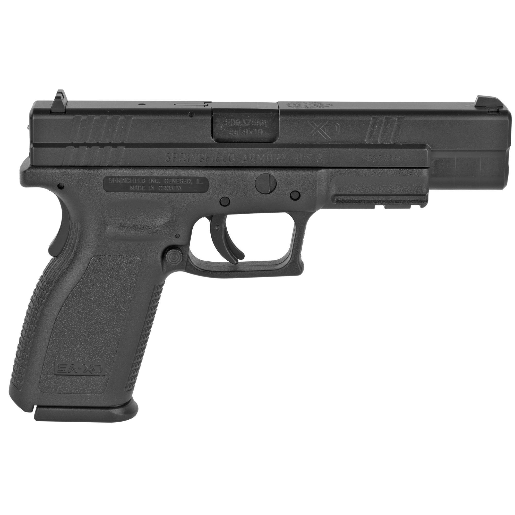 Springfield Armory XD9 Pistol 9MM