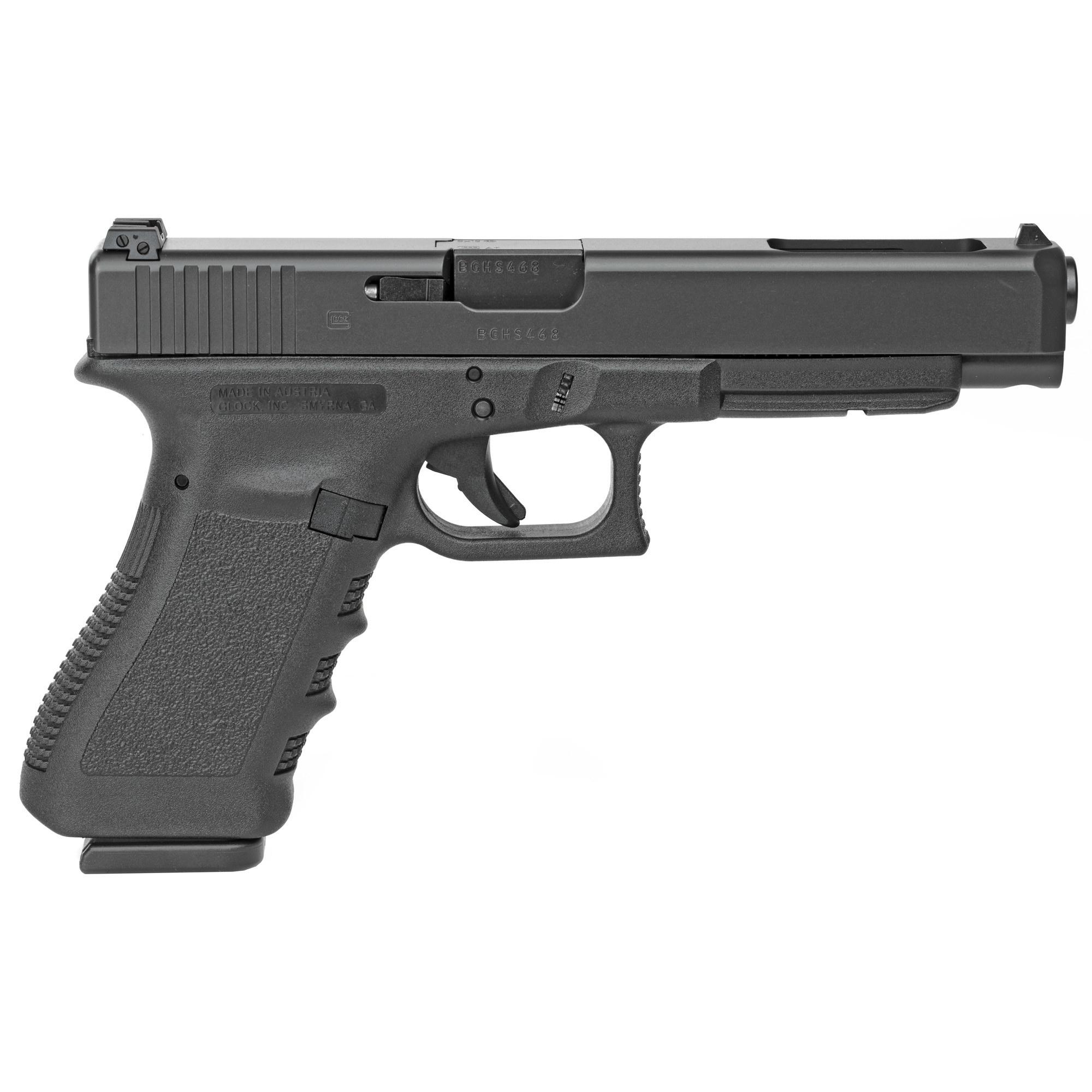 Glock G34 Pistol 9MM