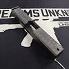 Premium DLC (Black) Finish FU Glock Slide T3 Stripped G19 9mm No RMR Cut