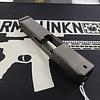Premium Finish FU Glock Slide T1 Stripped G26 9mm