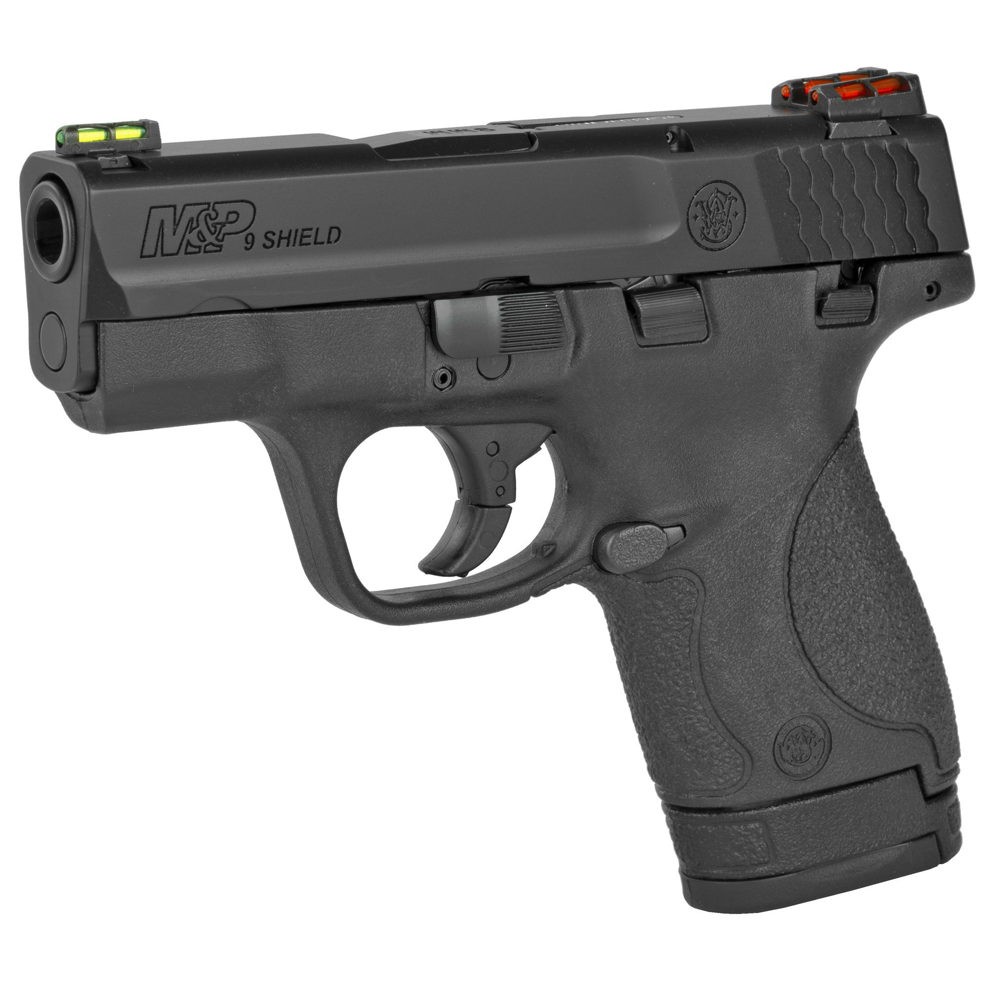 Smith & Wesson M&P9 Shield Pistol 9MM HI-VIZ