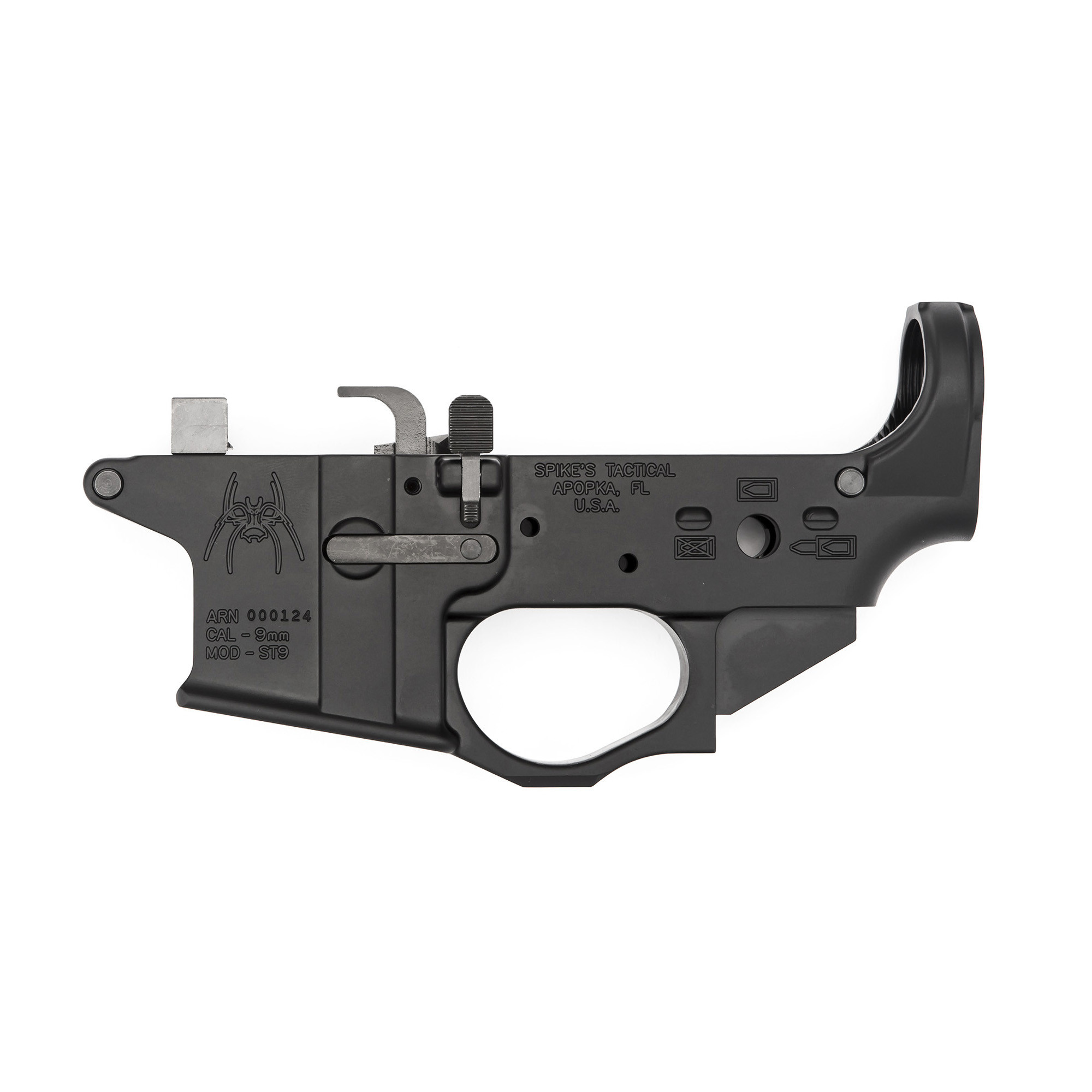 Spike's Tactical ST9 Receiver 9MM