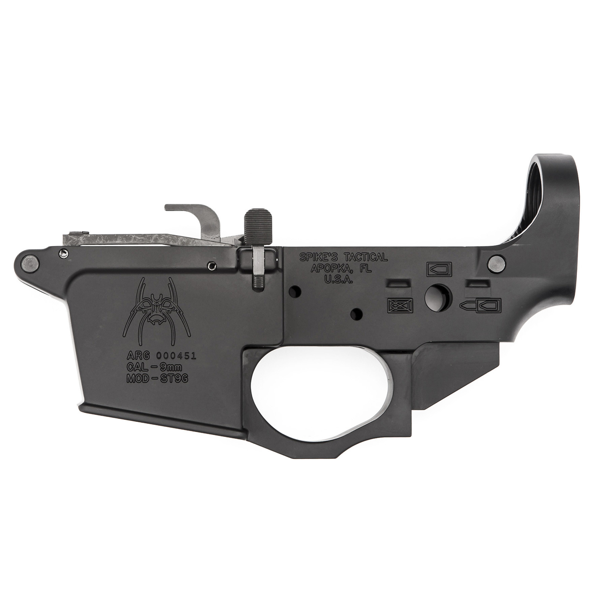 Spike's Tactical ST9G Receiver 9MM