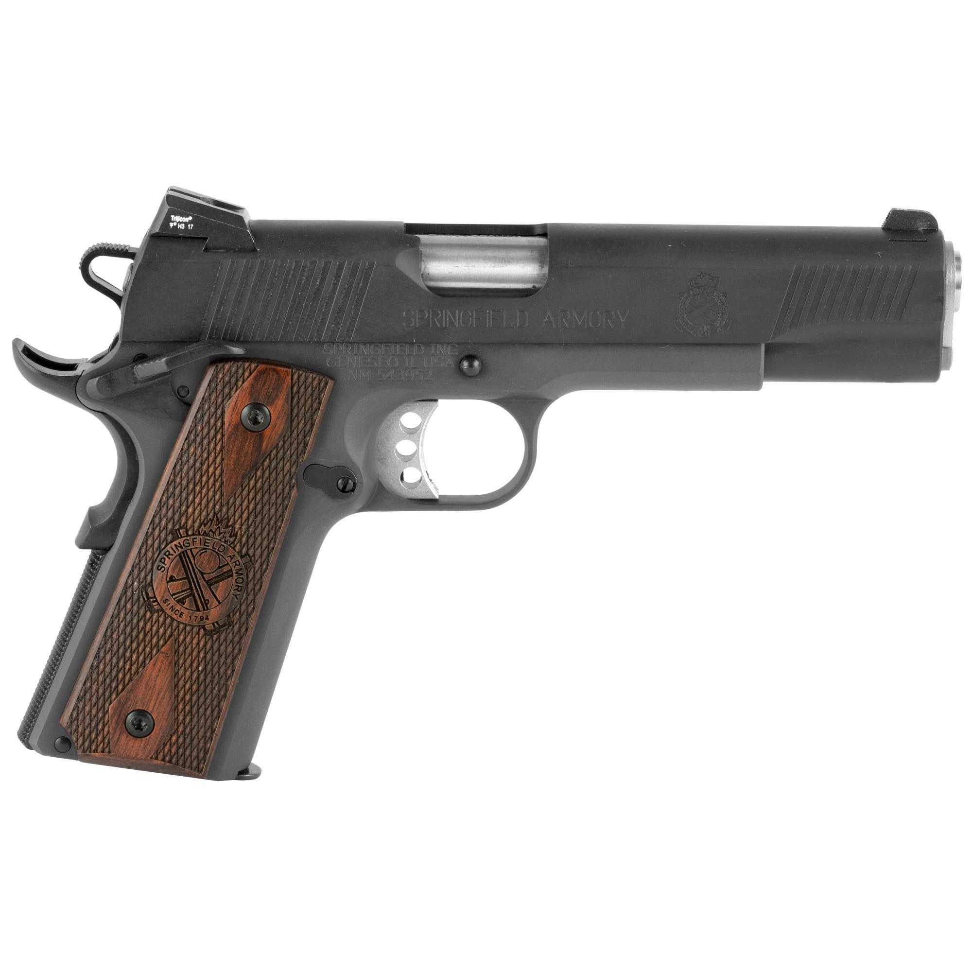 Springfield Armory 1911 Loaded Pistol 45ACP