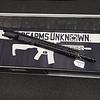 """Oceanside Custom 16"""" 308Win 1:10 Rifle Length Blk Troy KeyMod Upper w/ TC Heartbreaker 163082011"""