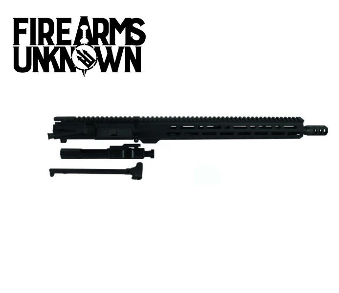 FU Bug Upper 16'' Mid, 5.56, 1/7, 4150V Black Nitride, Upper