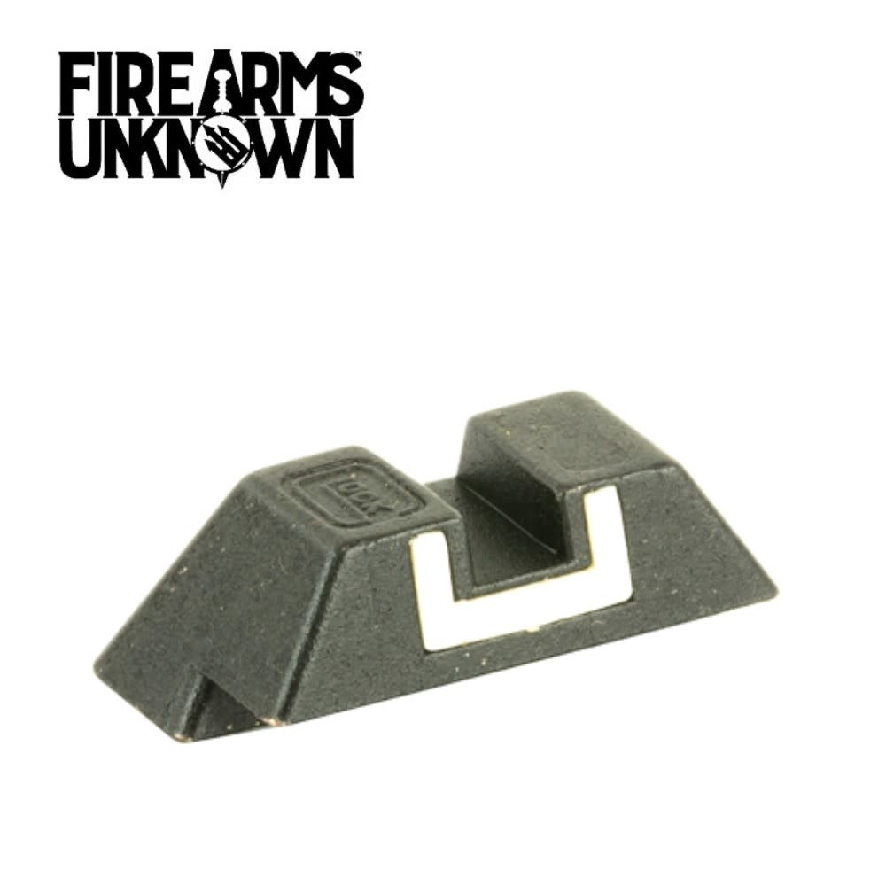 Glock OEM Rear Sight 7.3 Steel