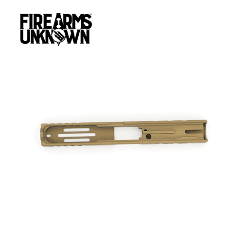 FU Glock Compatible Slide T2 Stripped G17 9mm