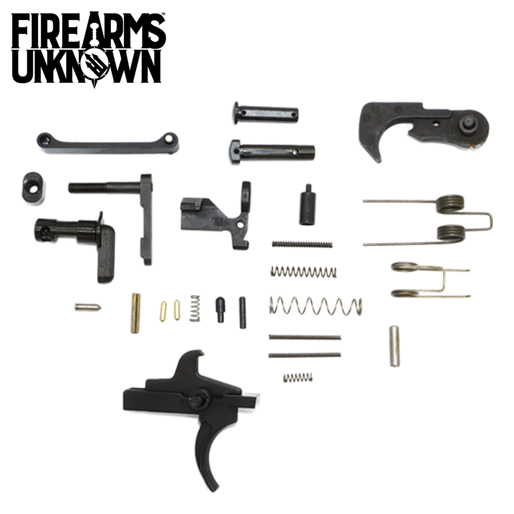 ALG QMS Lower Parts Kit