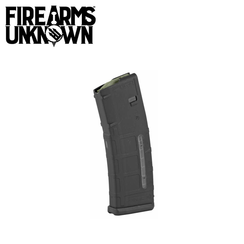 Magpul PMAG Gen M2 Window AR-15 Magazine .223/5.56 30 Rounds Polymer Black