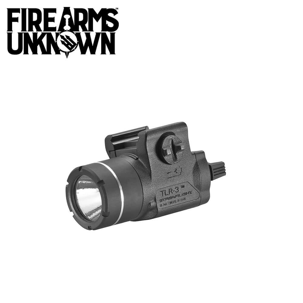 Streamlight TLR-3 Rail Mounted Pistol Light