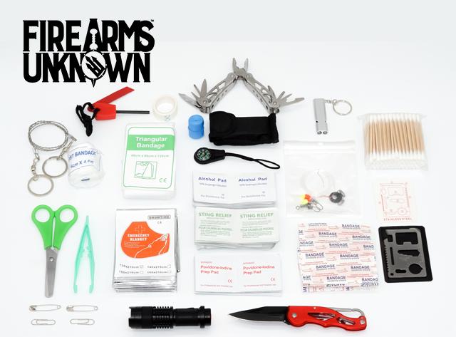 Survival & Medical Kit