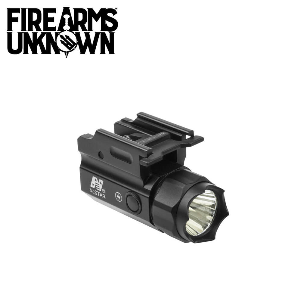 NcStar 150 Lumen LED Compact FlashLight QR w/Strobe