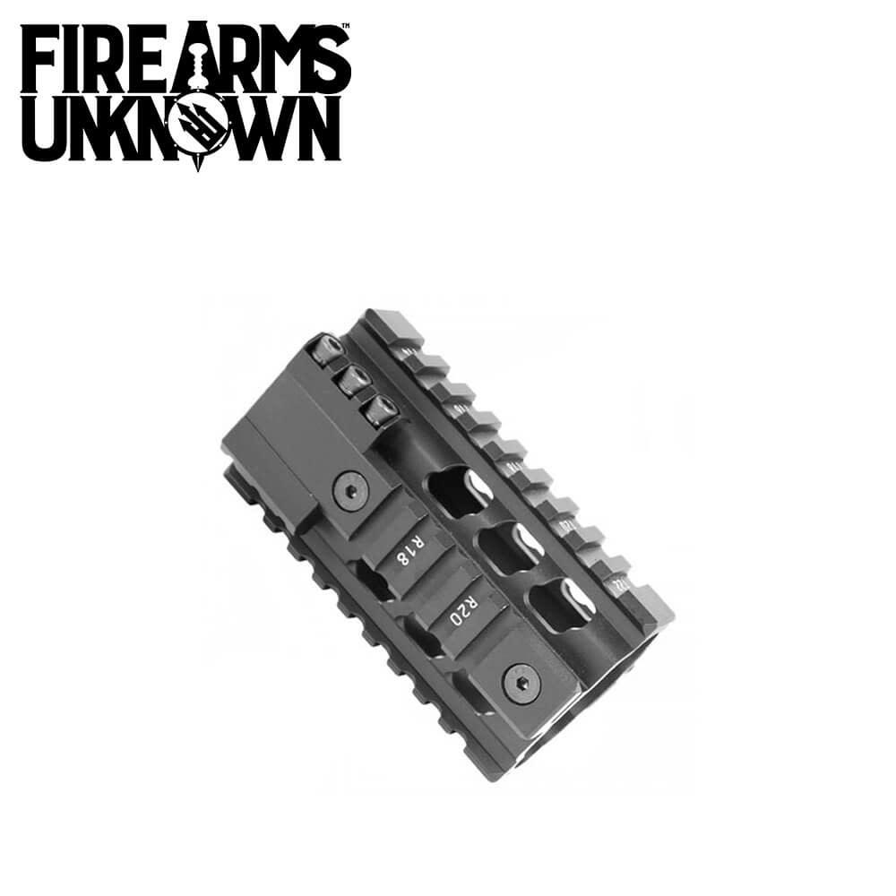 ERGO Z-Float Handguard Pistol Black