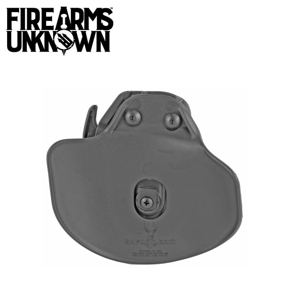 Safariland 578 GLS Pro-Fit Holster SubCompact Handguns (Similar to GL26 / 27) SafariSeven Frame Left Hand