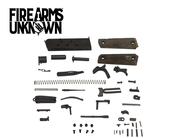 House 1911 Parts Kit Less Slide & Barrel