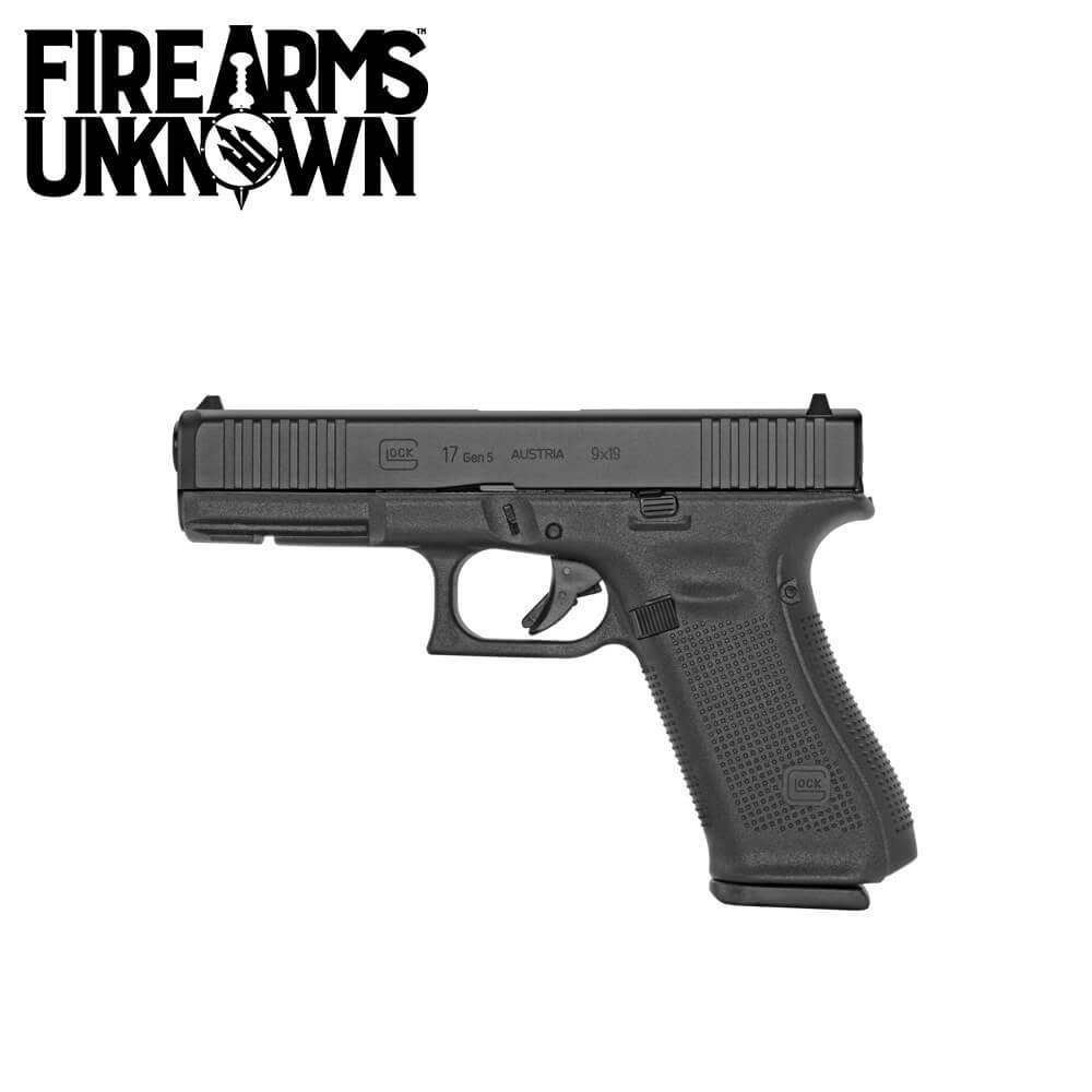Glock G17 Gen 5 Pistol 9MM