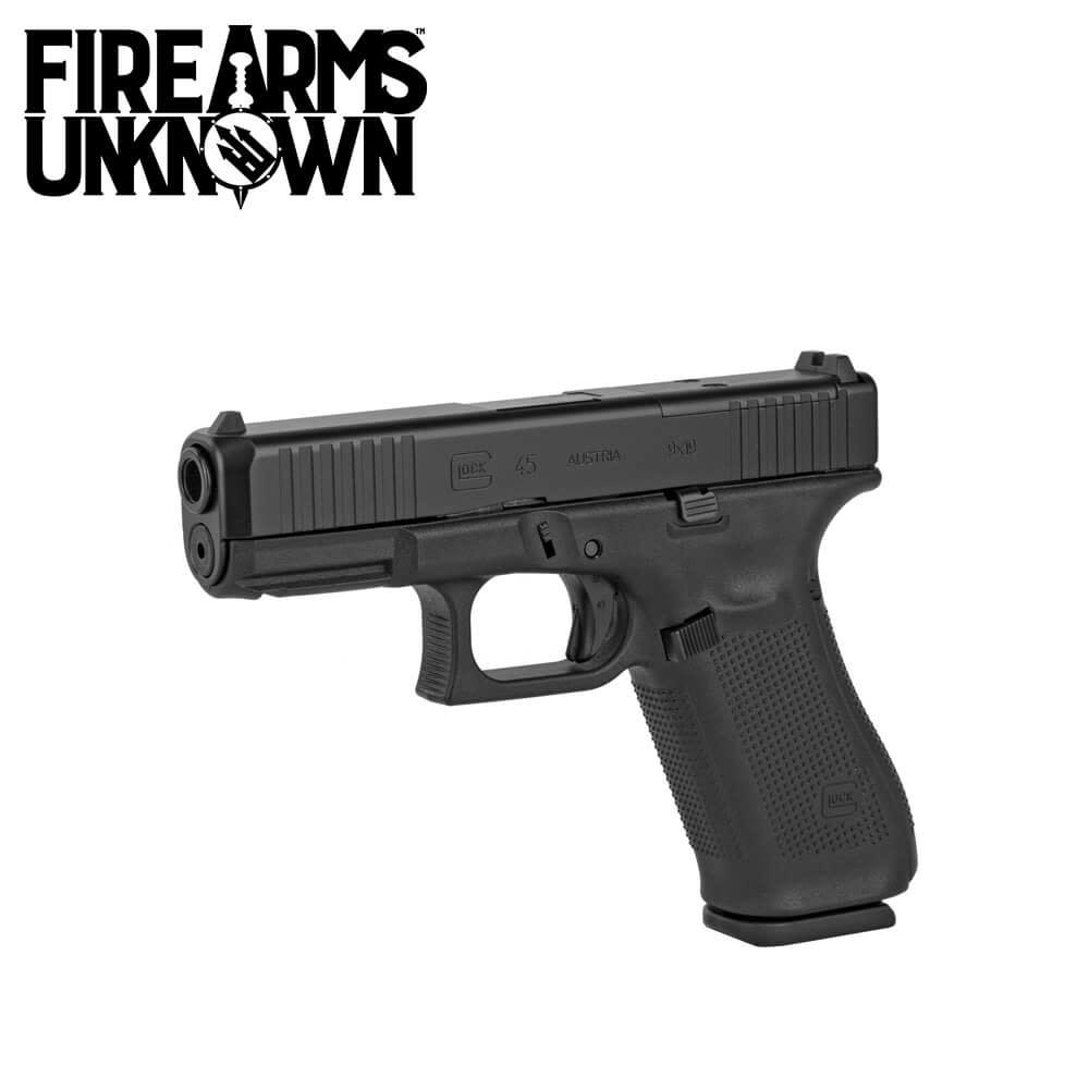 Glock G45 G5 MOS Pistol 9MM