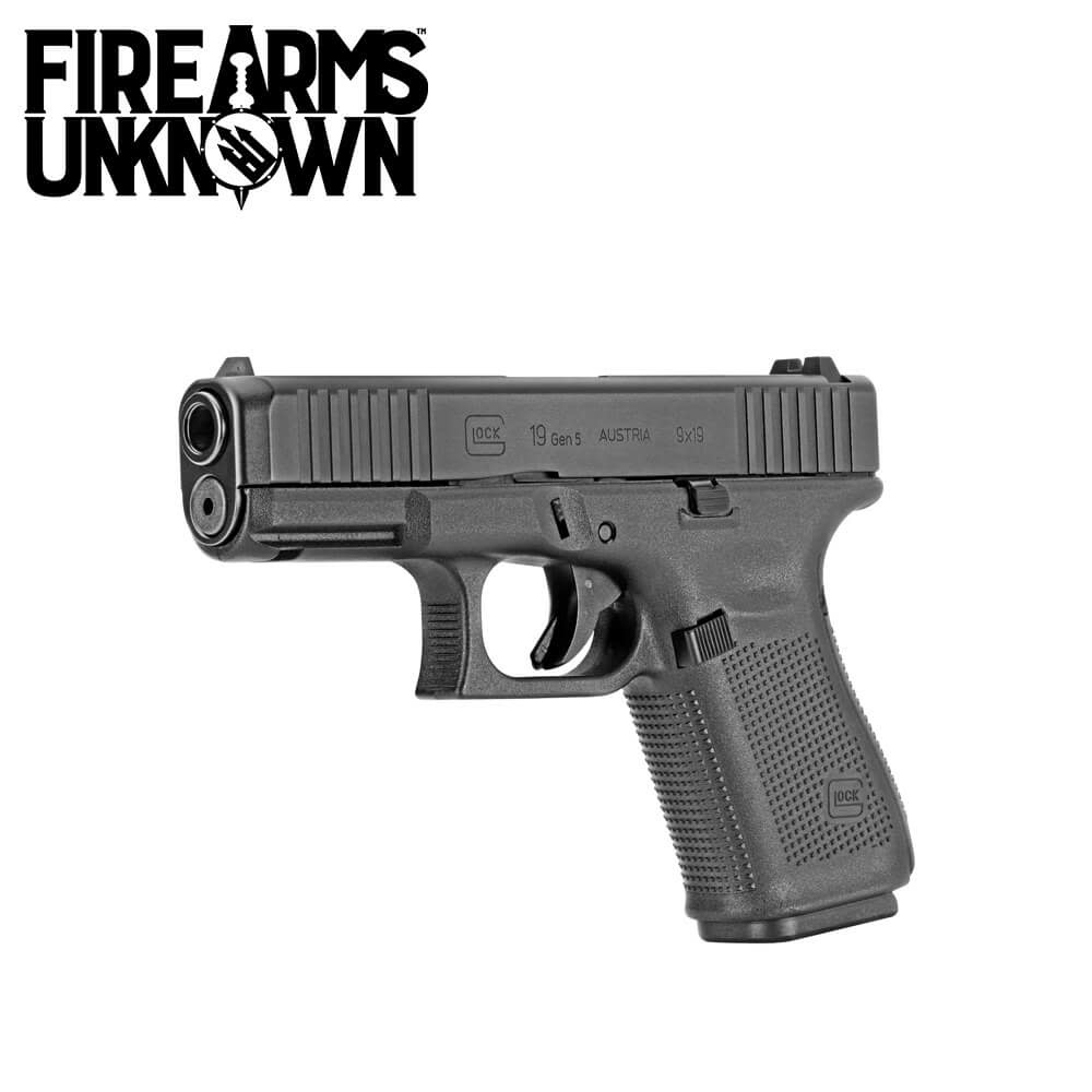 Glock G19 Gen 5 Pistol 9MM