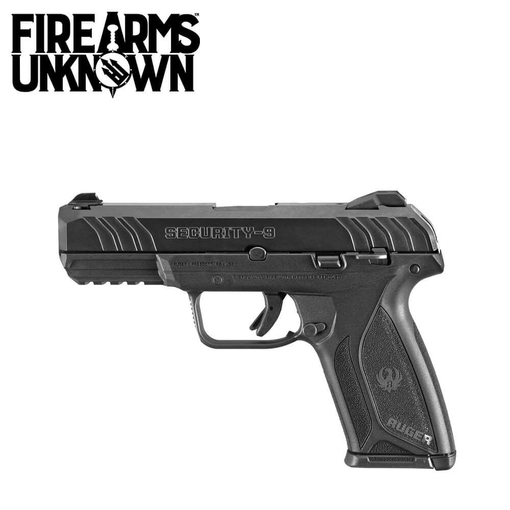 Ruger Security 9 Pistol 9MM
