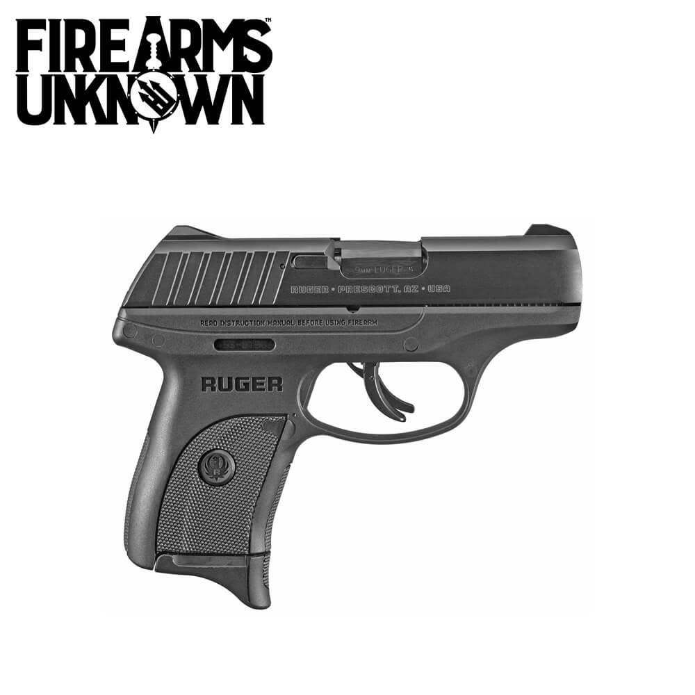 Ruger EC9S Pistol 9MM