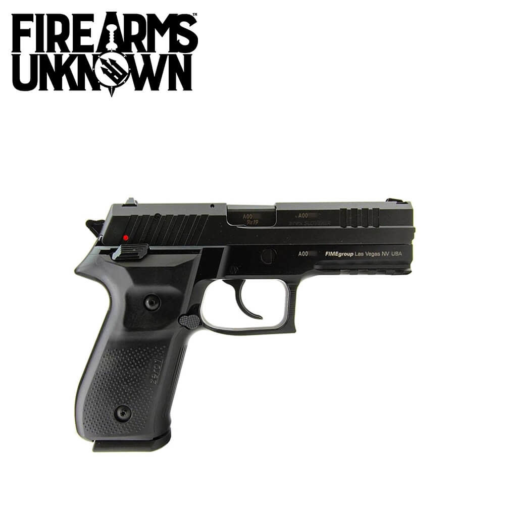 AREX Defense Rex Zero 1S Pistol 9MM