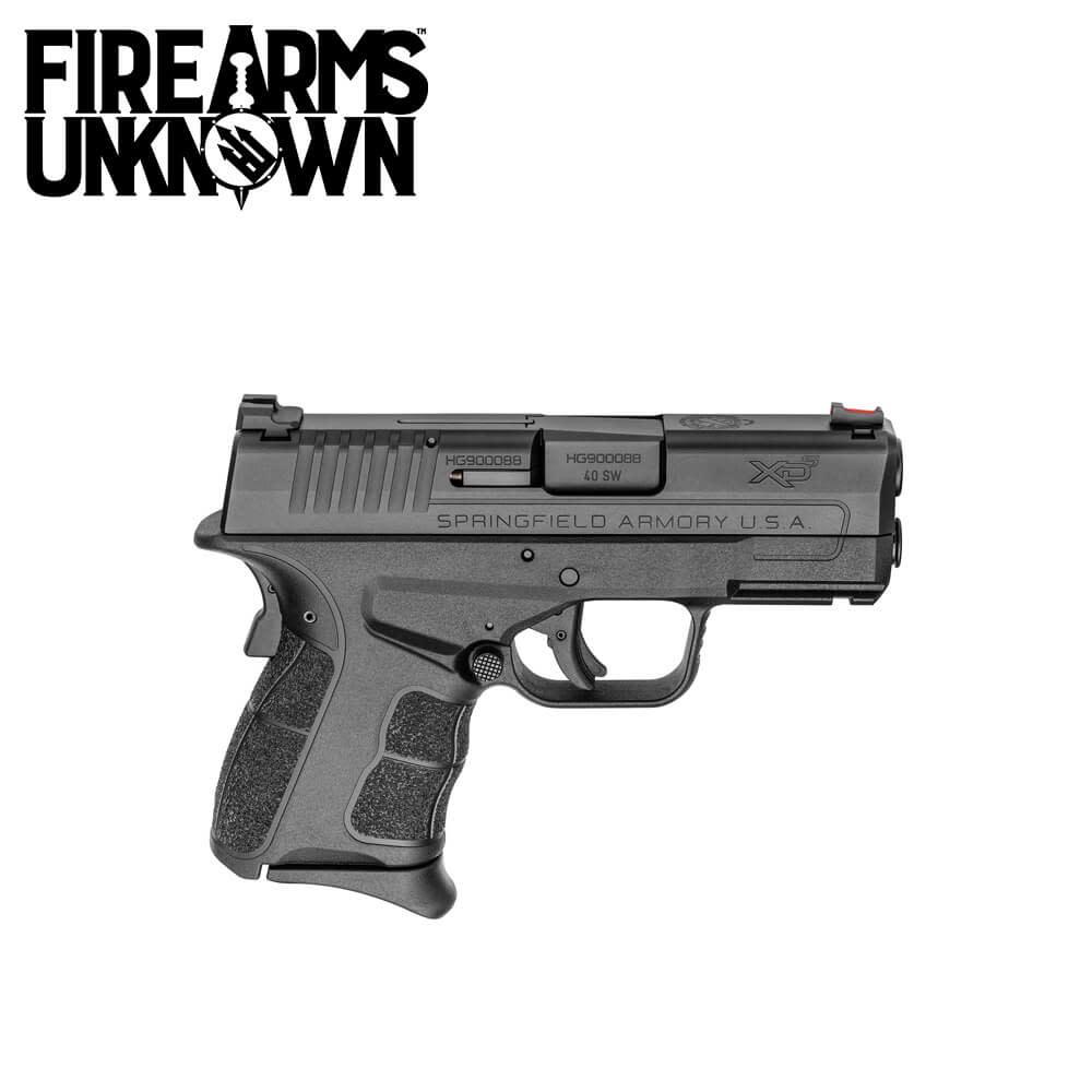 Springfield Armory XDS-Mod 2 Pistol 40S&W