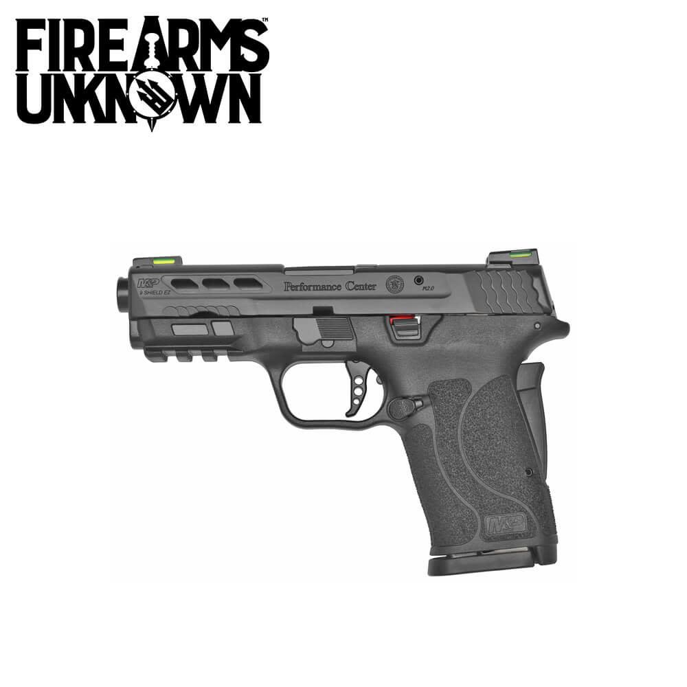 Smith & Wesson M&P9 Shield EZ Performance Center Pistol 9MM