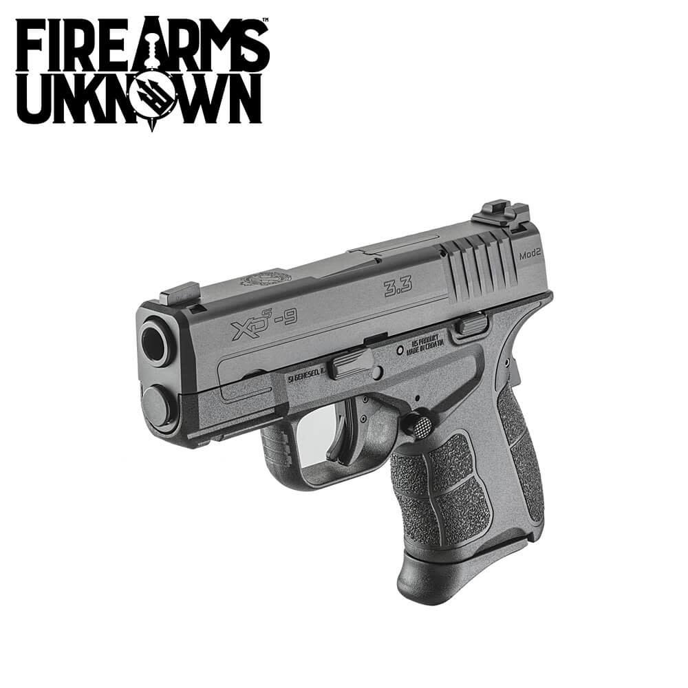 Springfield Armory XD-S Mod2 Pistol 9MM