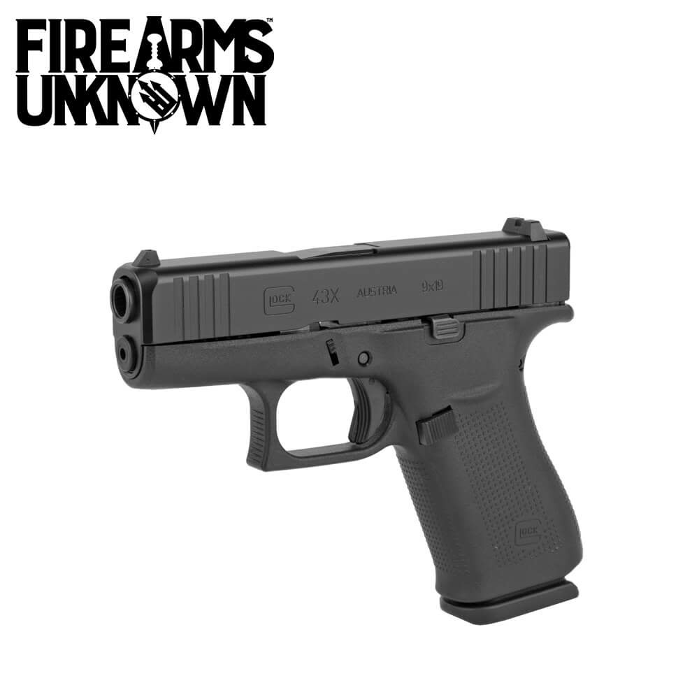 Glock G43X Pistol 9MM