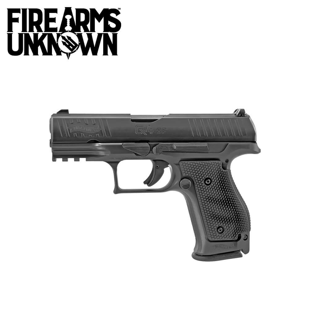 Walther Arms Q4 Steel Frame Pistol 9MM