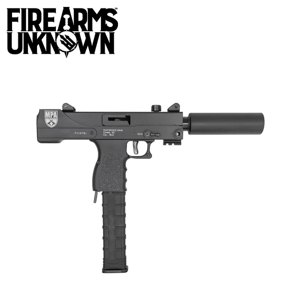 MasterPiece Arms Defender Pistol 9MM