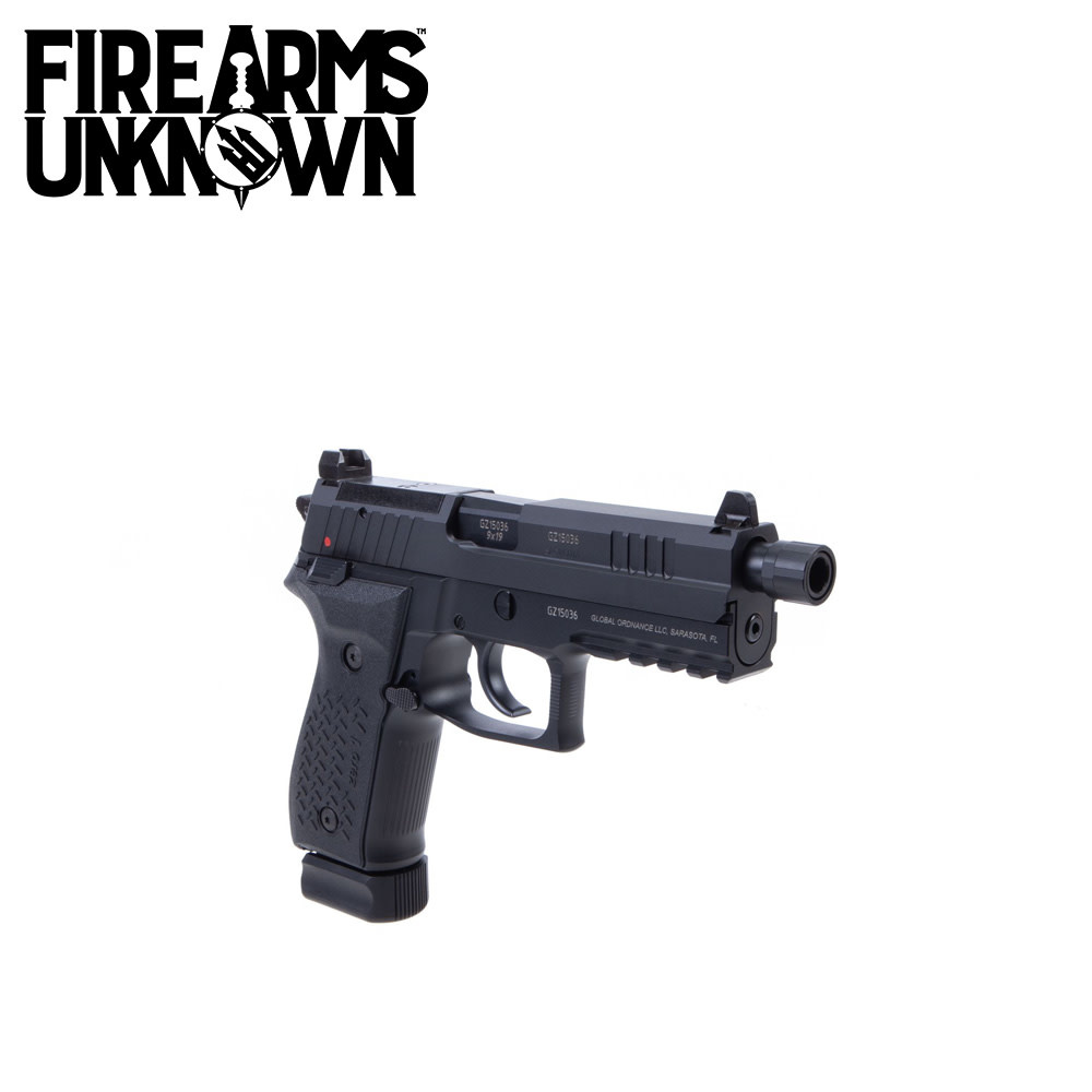 AREX Defense Rex Zero 1 Tactical Pistol 9MM