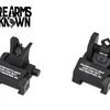 Troy Micro Folding Sight Set