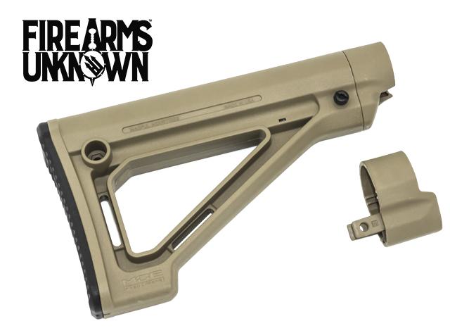 Magpul MOE Fixed Carbine Stock Mil-Spec