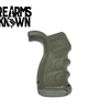 F.A.B., Pistol Grip, AG-43, Tactical/Ergonomic Grip, Fits AR Rifles, OD Green